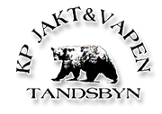 Kp Jakt och vapen Logotype